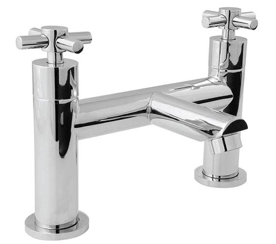 Deva Motif Deck Mounted Bath Filler Tap - MOT108