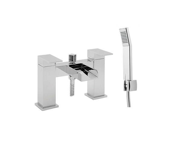 Deva Sparkle Deck Mounted Bath Shower Mixer Tap - SPA106