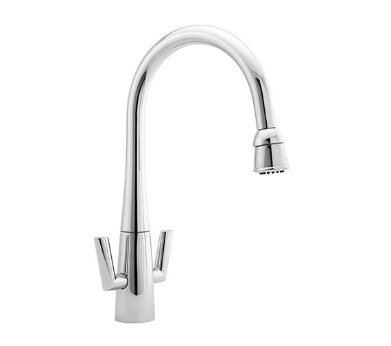 Deva Flugel Mono Sink Mixer Tap - FLU115
