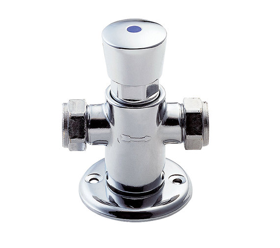 Deva Non Concussive Exposed Thermostatic Shower Valve - NCT002