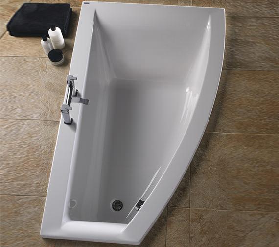 twyford indulgence 1600 x 500 1000mm offset corner shower carron agenda corner offset shower bath uk bathrooms