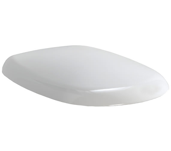 Twyford Quinta Toilet Seat And Cover - QT7864WH