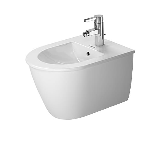 Duravit Darling New 360 x 485mm Wall Mounted Compact Bidet - 2256150000