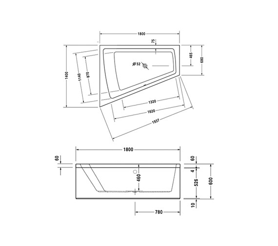 Technical drawing QS-V43742 / 760222000CL1000