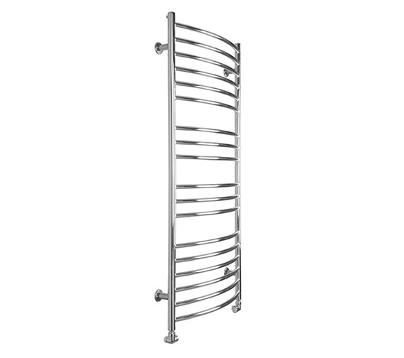 SBH Maxi Curve Electric Heated Towel Radiator 600 x 1300mm