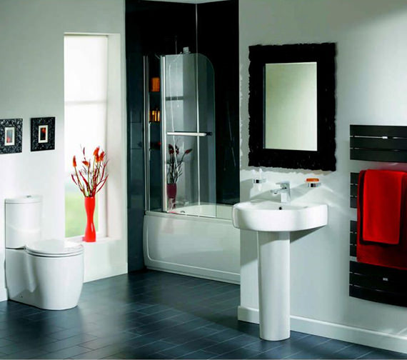 Additional image of Essential Eternity Classic Basin 550 x 450mm 1TH - EC101