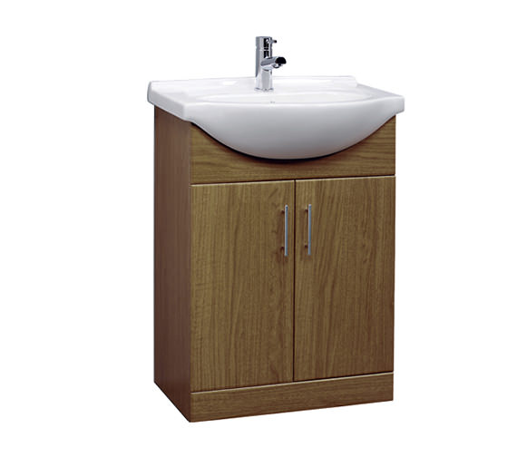 Essential Gem Calvados Vanity Basin Unit 550mm - GEM001C