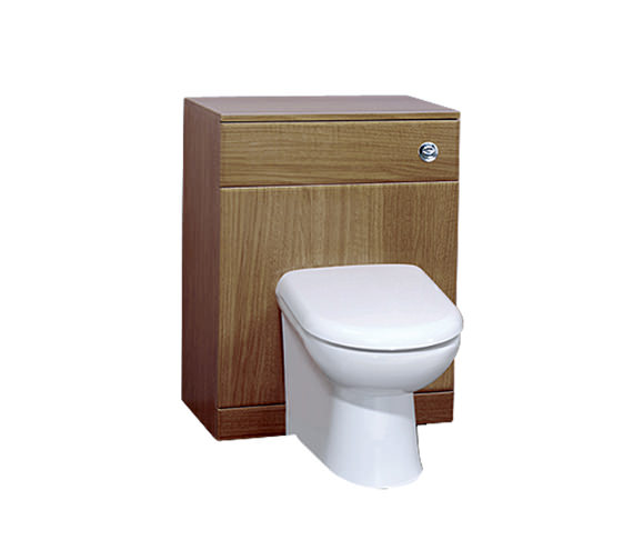 Essential Gem Calvados Back-To-Wall WC Unit 535 x 766mm - GEM003C