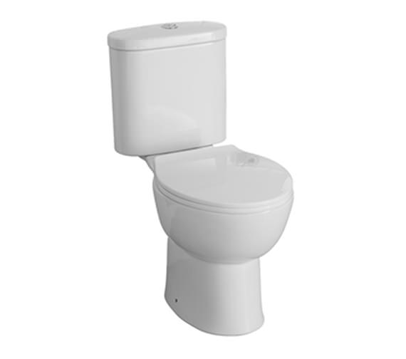 Essential Ocean BTW WC-Cistern-Seat 306 x 640mm - EC001