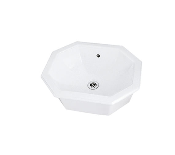 Imperial Astoria 490mm Inset Basin - AS1IB01030