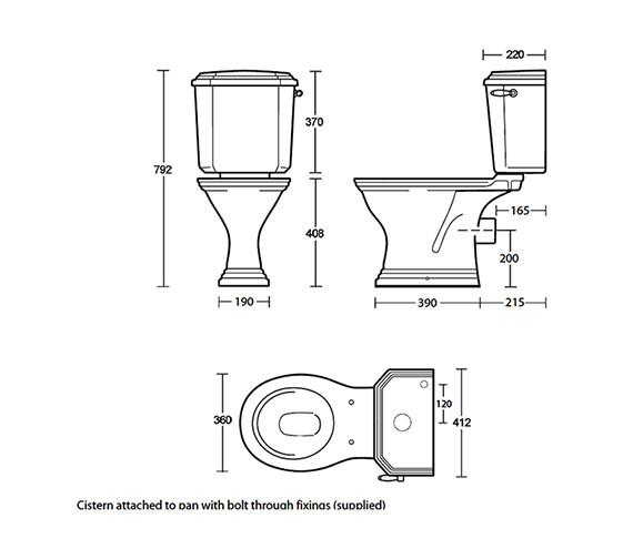 Technical drawing QS-V44007 / AD1WC01030