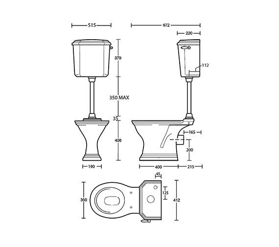 Technical drawing QS-V44008 / AD1WC01030