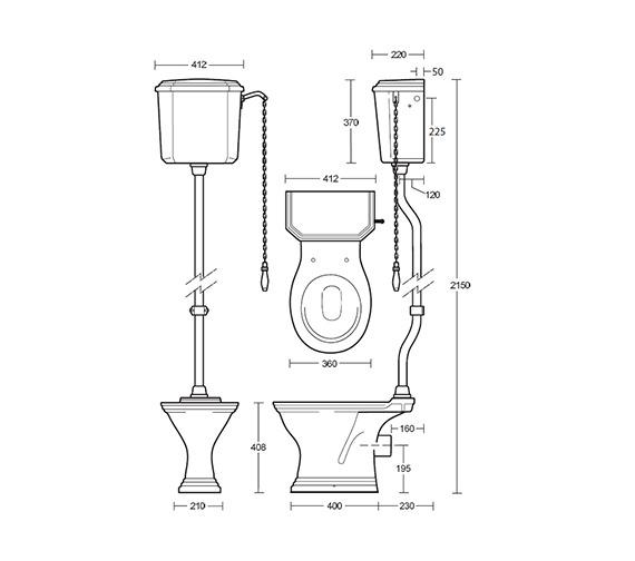 Technical drawing QS-V44009 / AD1WC01030