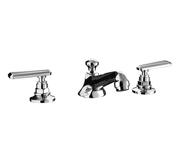 Imperial Poulie 3 Hole Basin Mixer Kit - ZXT6053100