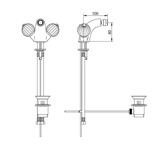 Technical drawing QS-V44022 / ZXT6034100