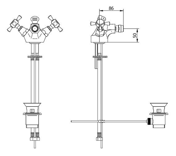 Technical drawing QS-V44028 / ZXT6016100