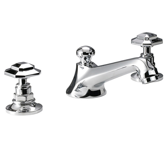 Imperial Niveau 3 Hole Basin Mixer Kit - ZXT6043100