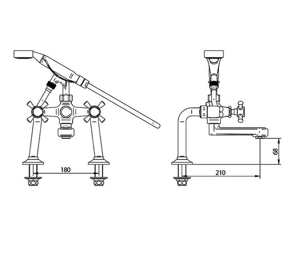 Technical drawing QS-V44044 / ZXT6025100