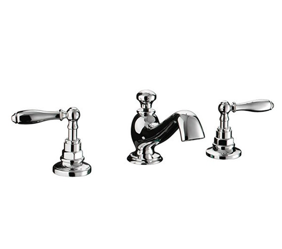 Imperial Vuelo 3 Hole Basin Mixer Tap - ZXT6062100