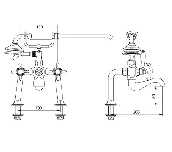 Technical drawing QS-V44071 / ZXT6037100