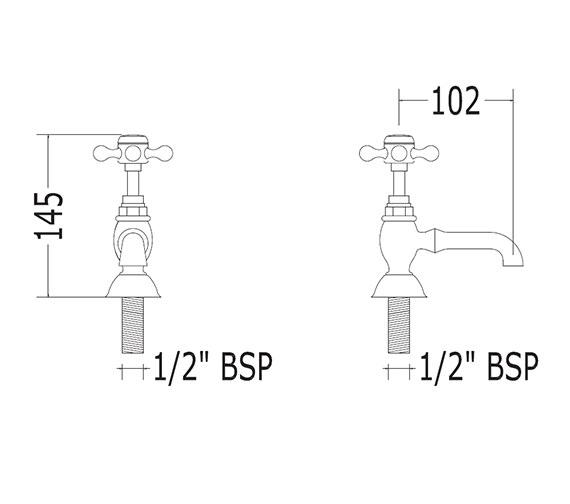 Technical drawing QS-V44074 / ZVIC01100
