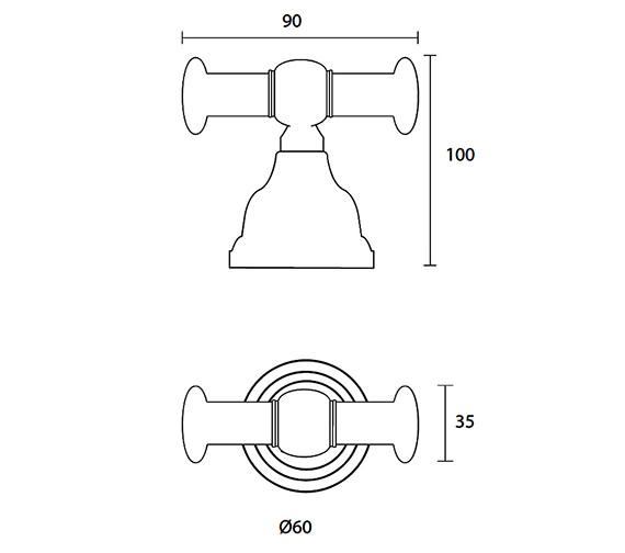 Technical drawing QS-V44196 / XD20200100