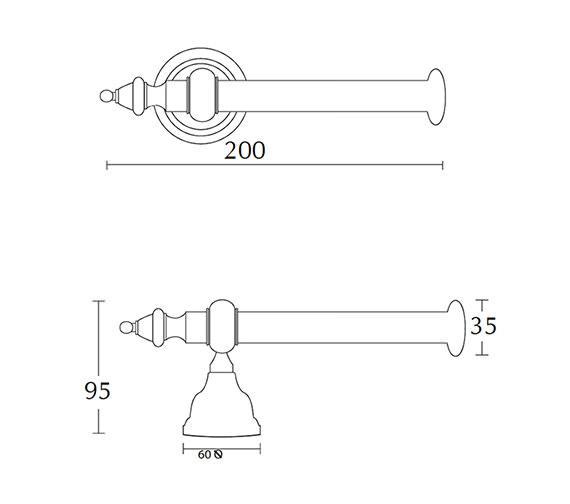 Technical drawing QS-V44199 / XD20190100