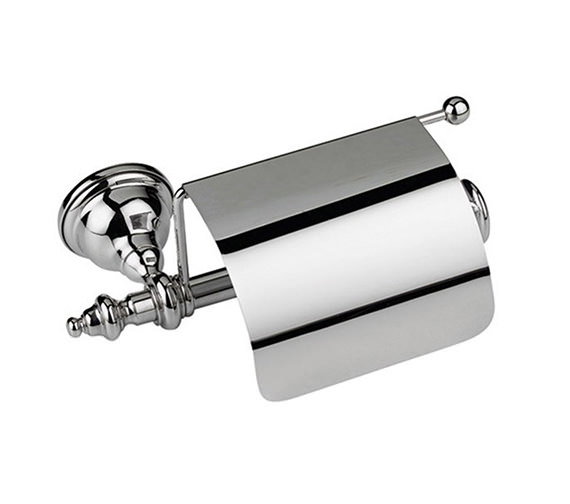 Imperial Avignon Wall Mounted Covered Toilet Roll Holder - XD20160100