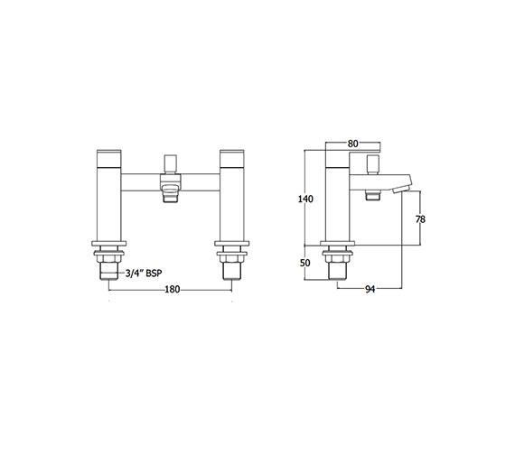 Technical drawing QS-V44277 / SAVV106