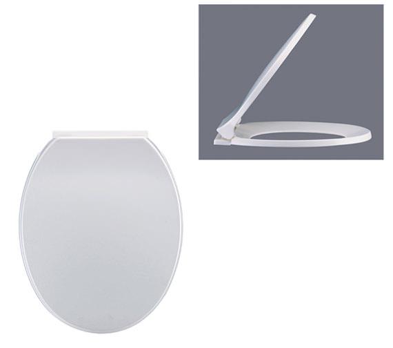 Aqva Premier Soft Close Toilet Seat - NTS010