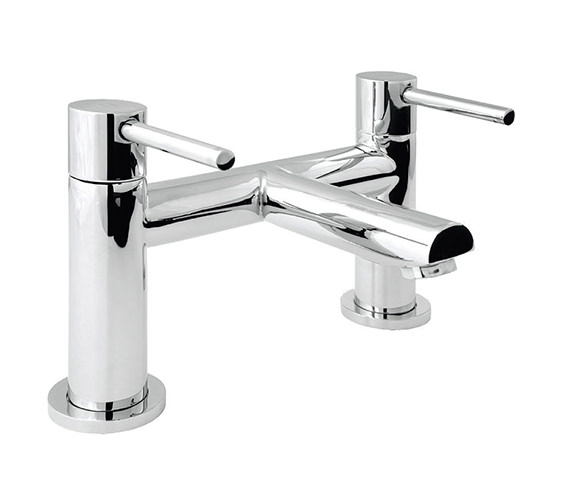 Deva Insignia Deck Mounted Bath Filler Tap - INS108