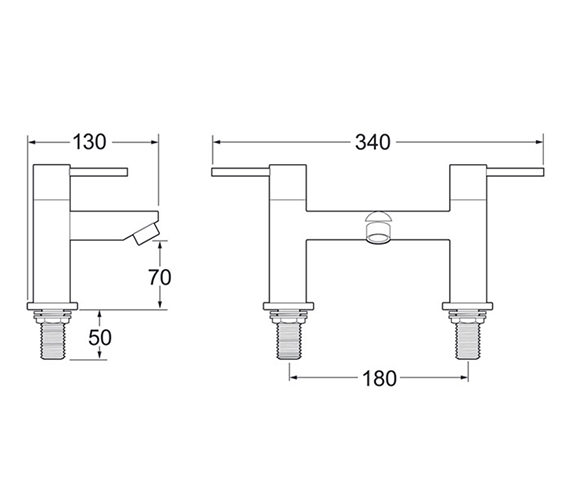 Technical drawing QS-V45166 / INS108