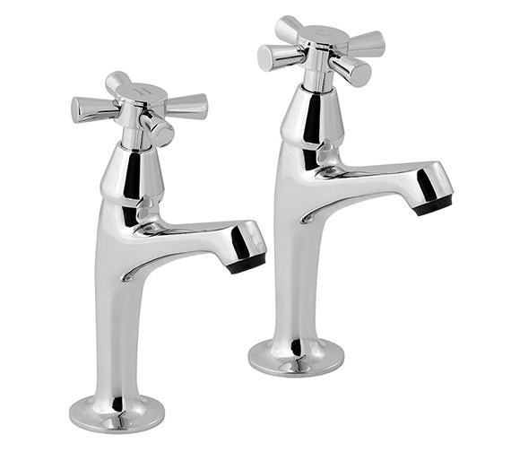 Deva Milan Sink Taps Chrome - MILAN103