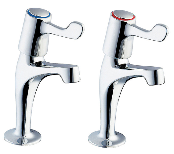 Deva Lever Action Sink Taps With 3 Inch Lever - DLT103