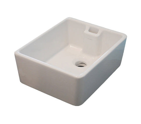 Additional image of Twyford Belfast 760 x 455 x 255mm Kitchen Sink - FC1301WH
