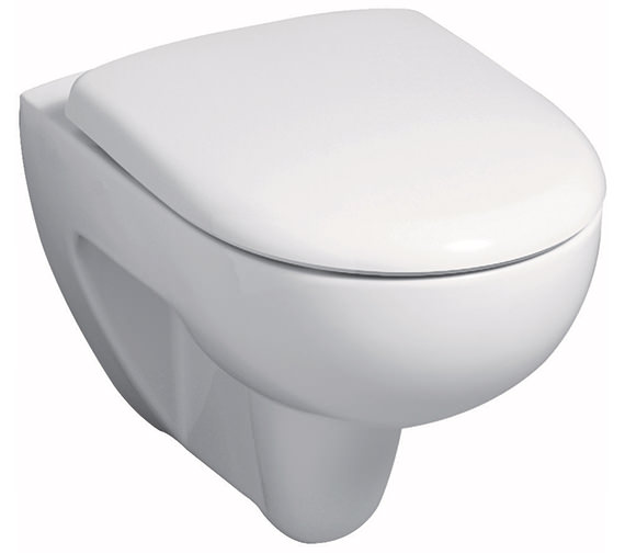 Twyford Galerie Wall Hung WC Pan 540mm - GN1718WH