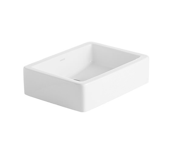 Duravit Vero 500 x 380mm Ground Washbowl - 0455500000