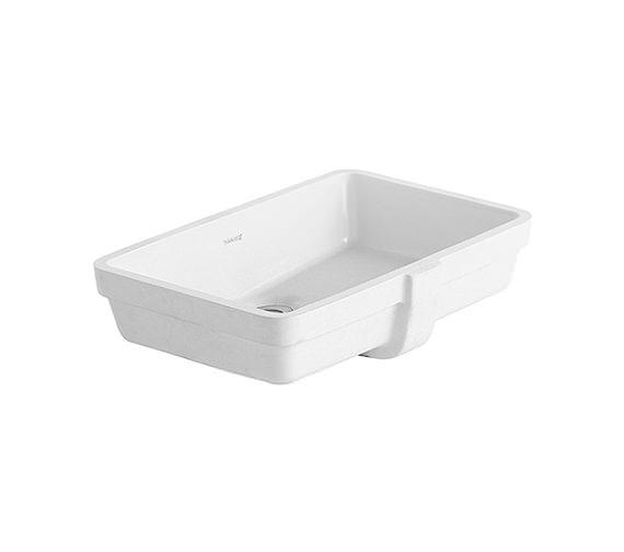 Duravit Vero White 485 x 315mm Vanity Basin - 0330480000