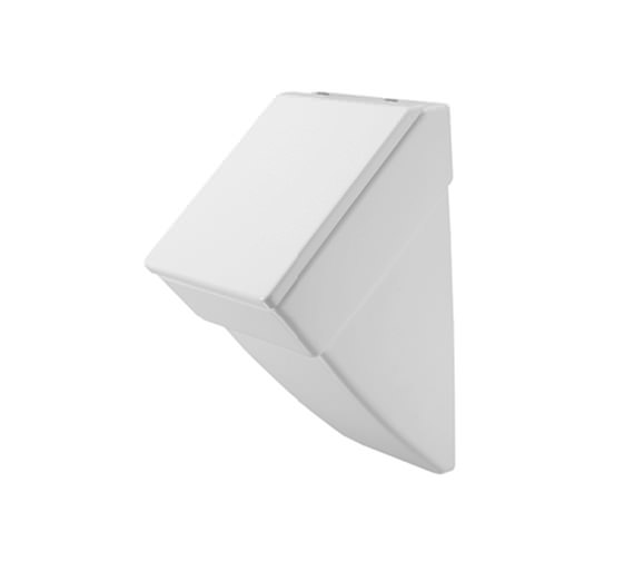 Duravit Vero Urinal With Cover 295 x 320mm - 2801320000