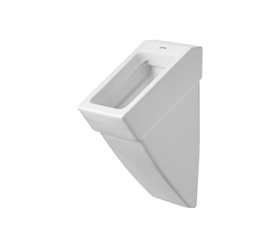 Duravit Vero White Urinal With Concealed Inlet 295 x 320mm