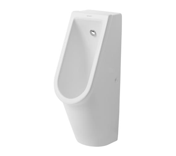 Duravit Starck 3 Rimless Urinal With Concealed Inlet 245 x 300mm