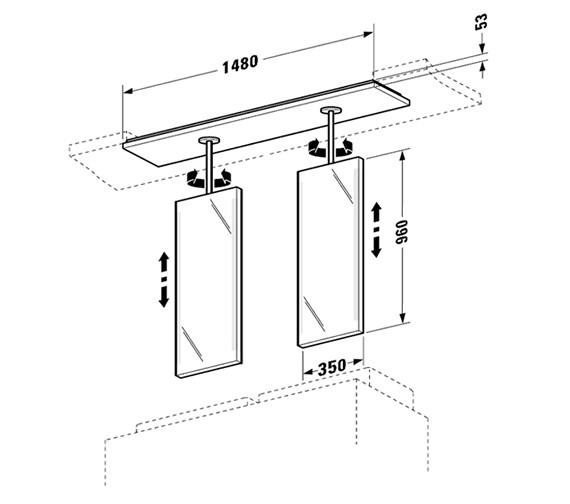 Technical drawing QS-V45651 / 2F963908585