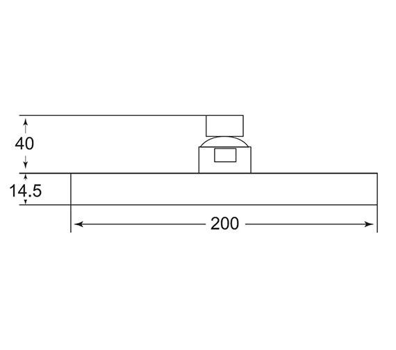 Technical drawing QS-V47156 / HEAH06