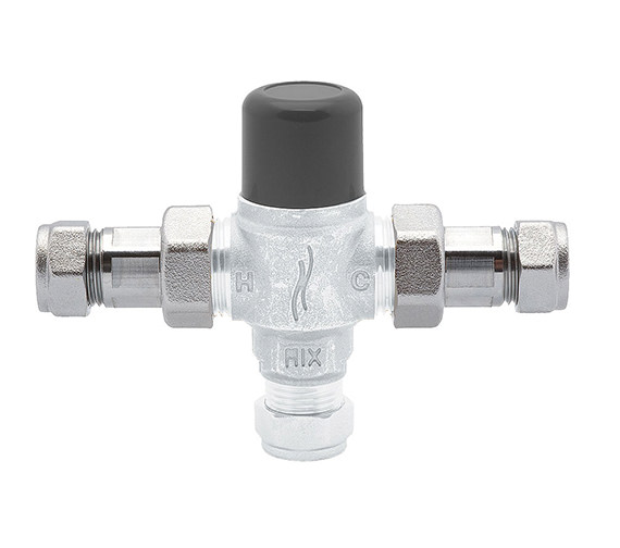 Deva 15mm Thermostatic Blending Valve - TBV008