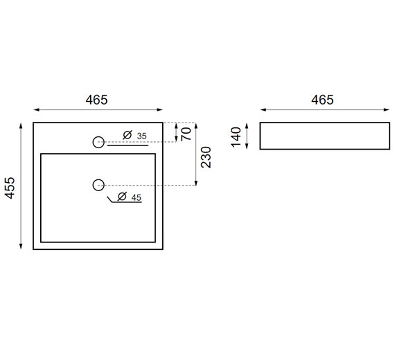 Technical drawing QS-V47201 / CT0017SCW+
