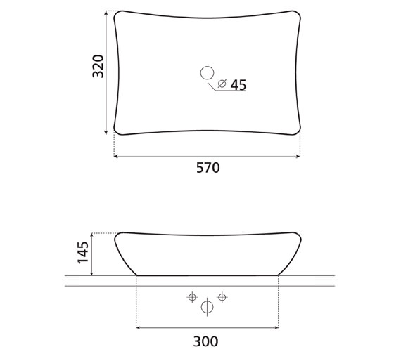Technical drawing QS-V47213 / CT0093UCW