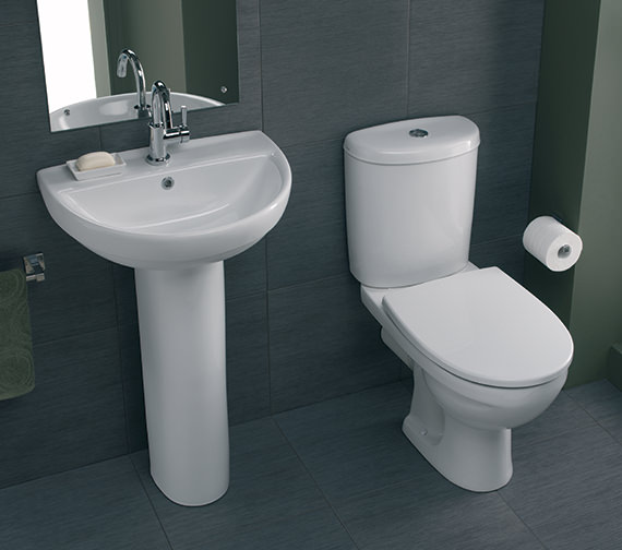 Twyford Refresh Cloakroom Suite Image