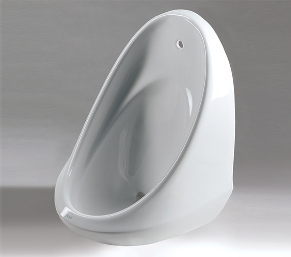 Alternate image of Twyford Spectrum 3 Urinal Set With Concealed FlushPipe And Cistern