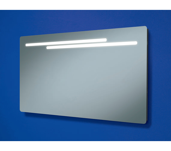 HIB Maxi Back-Lit Steam Free Mirror 1200 x 600mm - 73106100
