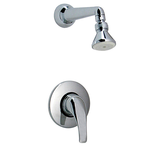 Twyford Aquations Premiere Wall Shower - AQ5785CP